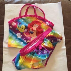 DISNEY Two piece swimwear 3T